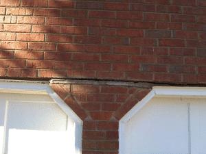 Garage Column Settlement